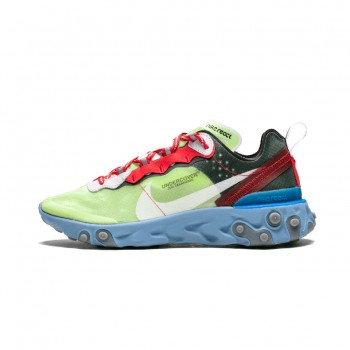 NIKE X UNDERCOVER EPIC REACT ELEMENT 87 VOLT LAKESIDE COLORWAYS BQ2718-700