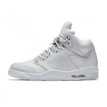 Air Jordan 5 Premium Pure Platinum 881432-003