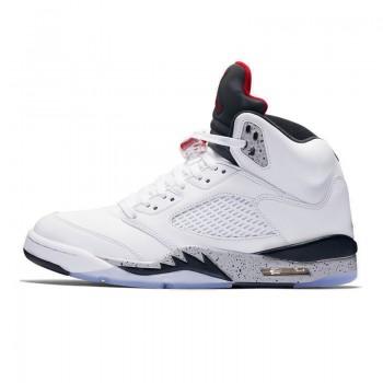 """Air Jordan 5 """"White Cement"""" 136027-104"""