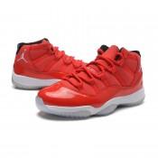 "Air Jordan 11 ""Toro"" Bravo Red 378037-623"