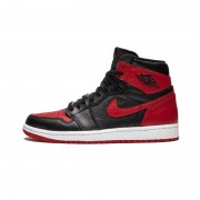 AIR JORDAN 1 RETRO HIGH OG 'BRED' 2016 BANNED
