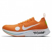 OFF-WHITE X NIKE ZOOM FLY MERCURIAL FLYKNIT ORANGE WORLD CUP 2018 AO2115-800