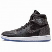 Air Jordan 1 MTM Pack Black Grey AJ1 Shoes 802399-001
