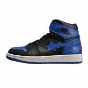 "AIR JORDAN 1 ROYAL X ""BAPE"""