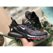 A BATHING APE X NIKE AIR MAX 270 JAPANESE CAMO BAPE CAMO BLACK/GREY MENS & WMNS SIZE AH6799-012