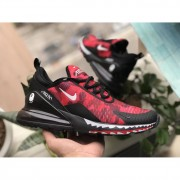 A BATHING APE X NIKE AIR MAX 270 RED CAMO JAPANESE CAMO BAPE MENS & WMNS SIZE AH6799-016