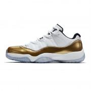 """Air Jordan 11 Low """"Gold Medal"""" 528895-103"""