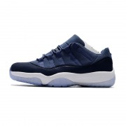 """Air Jordan 11 Low GS """"Blue Moon"""" 580521-408"""