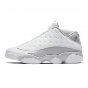 "Air Jordan 13 Low ""Pure Money"" 310810-100"