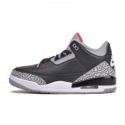 "Air Jordan 3 GS ""Black Cement"" 854261-001"