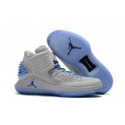 Air Jordan 32 XXXII Grey/Jade/Lightblue