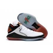 "Air Jordan 32 XXXII Low ""Gatorade / Be Like Mike"" / Orange / Green / White"