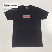 Supreme Gucci Box Logo Tee