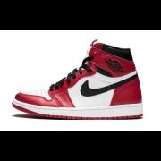 Air Jordan 1 Chicago Red/Black/White GS/Mens On Feet 2018 Price For Sale