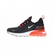 NIKE AIR MAX 270 BLACK RED AH8050-016