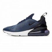 NIKE AIR MAX 270 MIDNIGHT NAVY BLACK AH8050-400