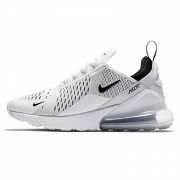 NIKE AIR MAX 270 WHITE/BLACK AH8050-100