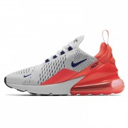 NIKE WMNS AIR MAX 270 ULTRAMARINE SOLAR RED WOMEN RUNNING SHOES AH6789-101