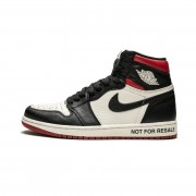 """AIR JORDAN 1 """"NO L'S"""" NOT FOR RESALE RELEASE DATE FOR SALE 861428-106"""