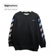 Off White Colored Diag Arrows Sweatshirt SS19