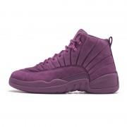 PSNY x Air Jordan 12 Purple 722027-486