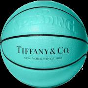 Replica Limited Edition Tiffany & Co. x Spalding Basketball