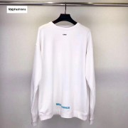 Off White Photocopy Over Crewneck