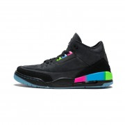 AIR JORDAN 3 QUAI 54 GS MENS FOR SALE ON FEET RELEASE AT9195-001