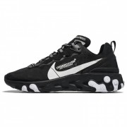 "UNDERCOVER X NIKE EPIC REACT ELEMENT 87 ""BLACK/WHITE"" AQ1813-001"