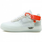 OFF-WHITE X NIKE AIR FORCE 1 LOW - WHITE