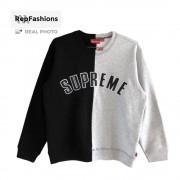 Supreme Split Crewneck Sweatshirt FW18