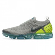 NIKE AIR VAPORMAX FLYKNIT MOC 2 MICA GREEN / VOLT-NEO TURQUOISE AH7006-300