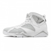 "AIR JORDAN 7 ""WHITE METALLIC SILVER"" 304775-120"