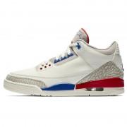 "Air Jordan 3 ""International Flight"" / Charity Game / ""USA"" Aka 136064-140"