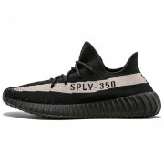 "ADIDAS ORIGINALS YEEZY BOOST 350 V2 OREO ""BLACK/WHITE"" BY1604"