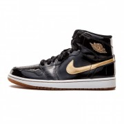 "AIR JORDAN 1 ""BLACK GOLD"" OG 555088-019"