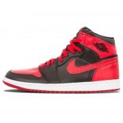 "Air Jordan 1 Retro High Ban ""Banned"" Black/Red/White 432001-001 Shoes"