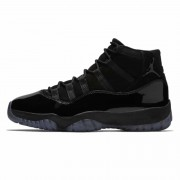 """Air Jordan 11 """"Cap and Gown"""" Prom Night Blackout 378037-005"""