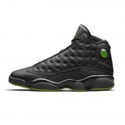 "Air Jordan 13 ""Altitude"" Black Green 414571-042"