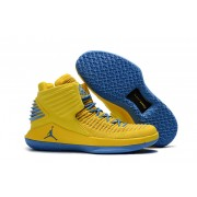 "Air Jordan 32 XXXII PE ""Hornets"" / Yellow"