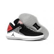 "Air Jordan 32 XXXII Low ""Crack"" / Black"
