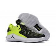 Air Jordan 32 XXXII Low Black/Green