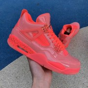"AIR JORDAN 4 NRG ""HOT PUNCH"" AJ4 FIRE RED AQ9128-600"