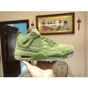 Air Jordan 4 x KAWS Green 930155-302