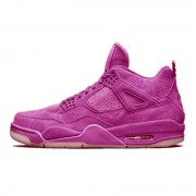 Air Jordan 4 x KAWS Purple 930155-027