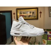 Air Jordan 4 x KAWS White 930155-100
