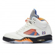"Air Jordan 5 Retro ""International Flight"" 136027-148 Blue 5 Jordans"