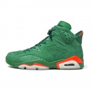 Air Jordan 6 Gatorade Green Suede AJ5986-335
