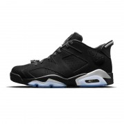 "Air Jordan 6 Low ""Chrome"" 304401-003"