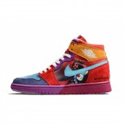 AIR JORDAN 1 RETRO HIGH PIRATE MULTI COLOR  558059-101
